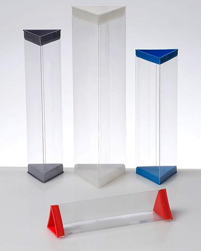 boite triangle